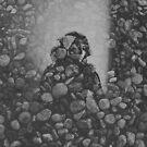 stone and mirror by sleepwalker