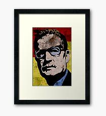 Salvador Allende  Framed Print