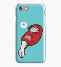 Hooded Seal iPhone Case/Skin