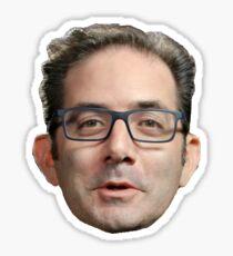Jolly Jeff Kaplan Overwatch Team Sticker