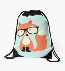 Netter Hipster Red Fox Turnbeutel