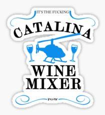 Catalina Wine Mixer Sticker