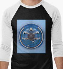 Woodmans Point marina little planet Men's Baseball ¾ T-Shirt