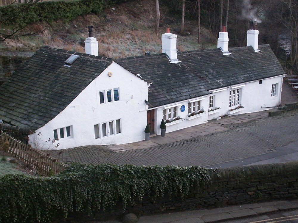 the local pub by wysutty