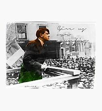 Michael Collins Photographic Print