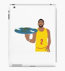 Kyrie Irving Flat Earth iPad Case/Skin