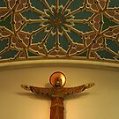 Sculpture & Ceiling, Chelmsford Cathedral by wiggyofipswich