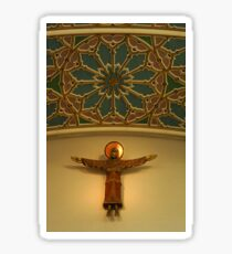 Sculpture & Ceiling, Chelmsford Cathedral Sticker