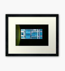 Lobby Framed Print