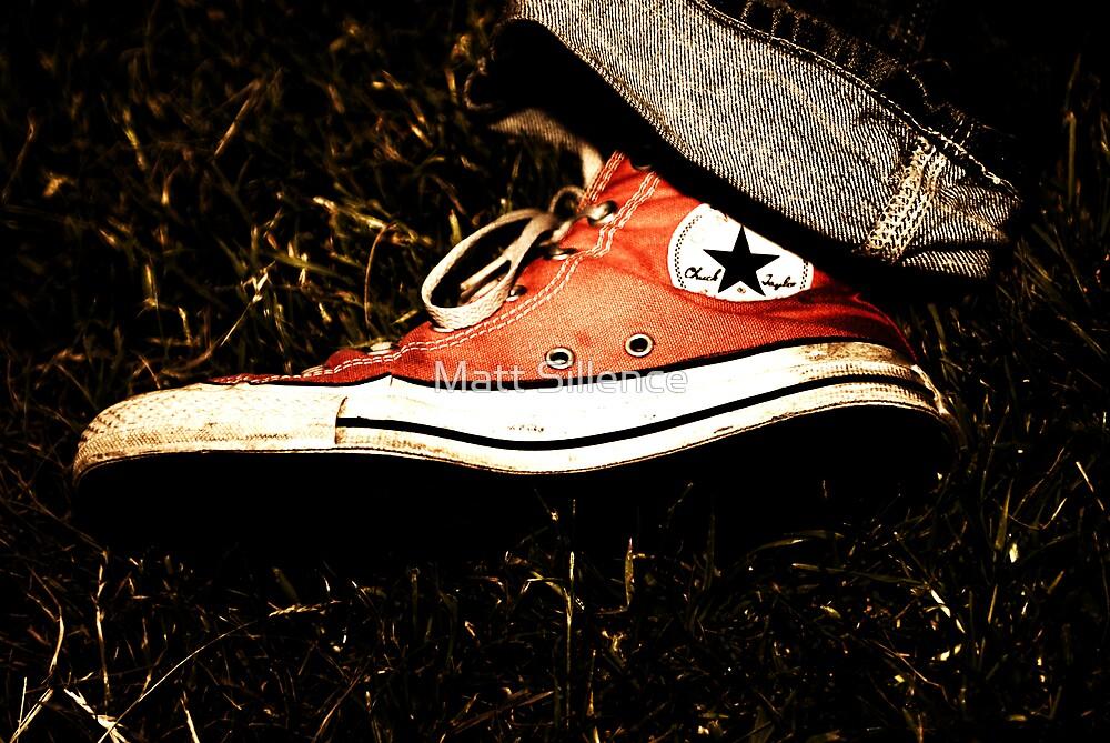 Converse Boot by Matt Sillence