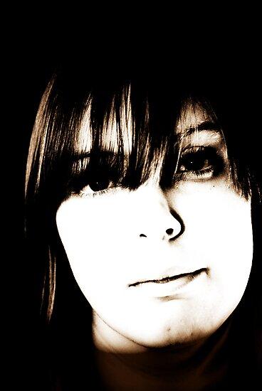 Katy Portrait by Matt Sillence