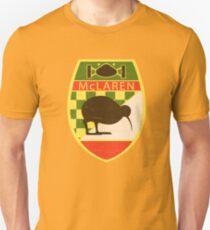 McLaren Kiwi Badge Distressed Unisex T-Shirt