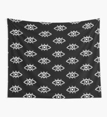 Void Eye(s) Wall Tapestry
