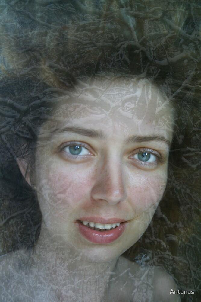 Magical eyes by Antanas