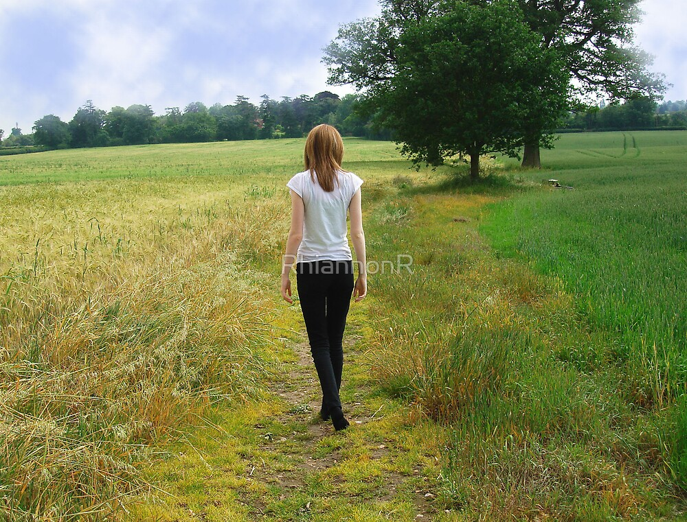 Into the Field by RhiannonR
