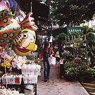 Flower Street by Jason Moses