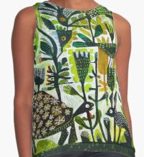 The hare and the tortoise Contrast Tank
