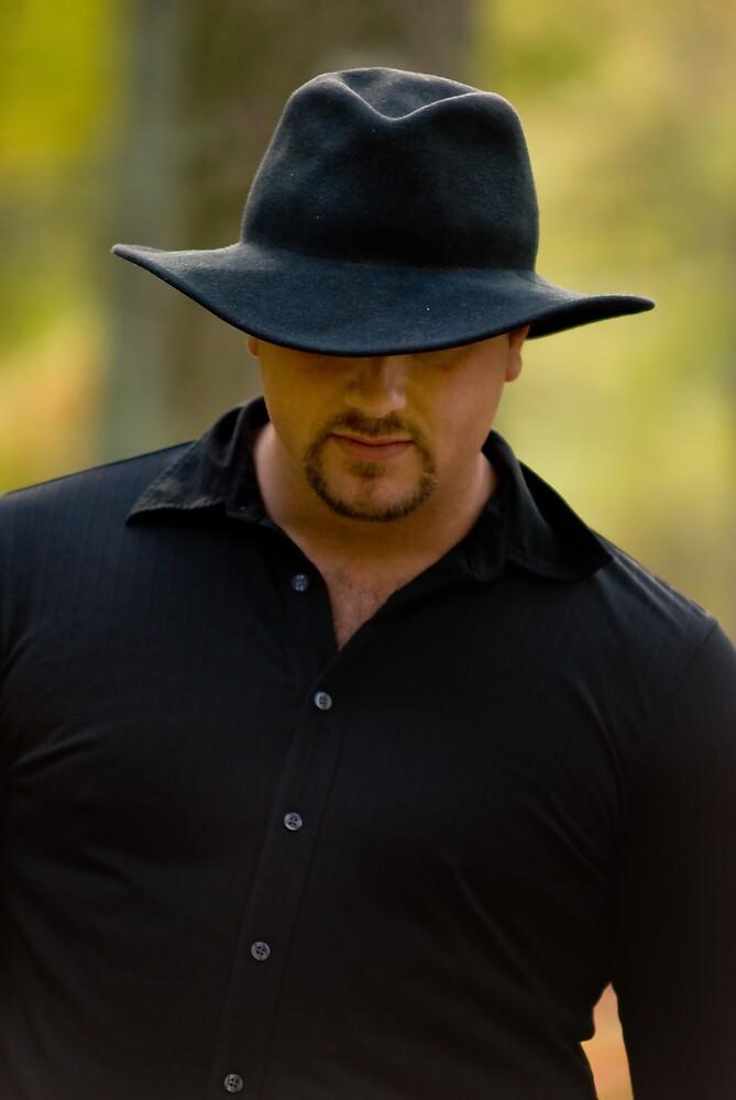 Man in Black by BigR
