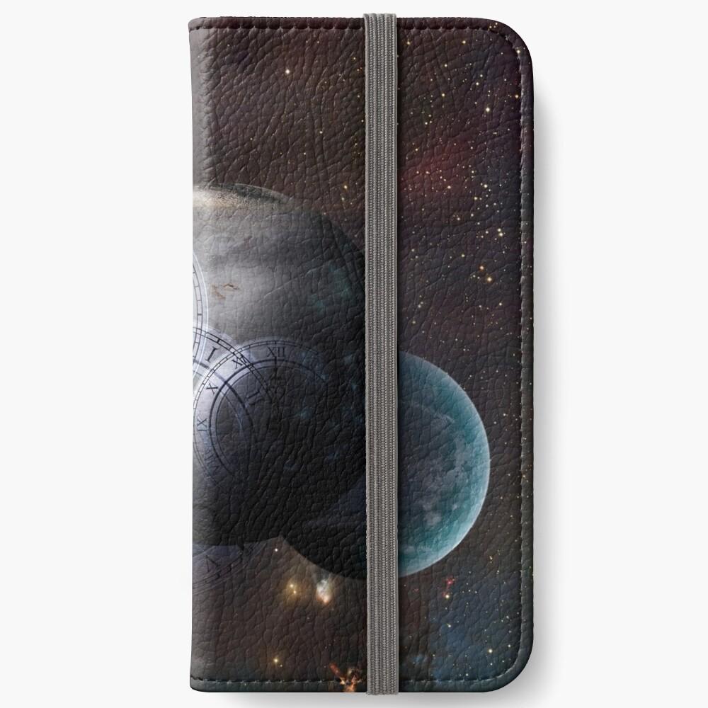 Zeitflug 2 iPhone Flip-Case