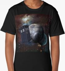Time Flight 2 Long T-Shirt