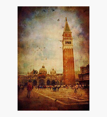 Piazza San Marco - Venice Photographic Print