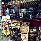 Portobello Road London England by Lynn Bolt