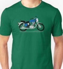 vintage motorcycle Unisex T-Shirt