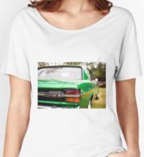 Green Falcon GT Women's Relaxed Fit T-Shirt