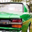 Green Falcon GT by Norman Repacholi