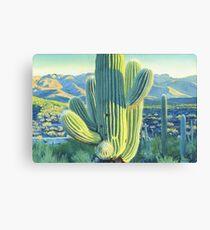 Saguaro 1 Canvas Print