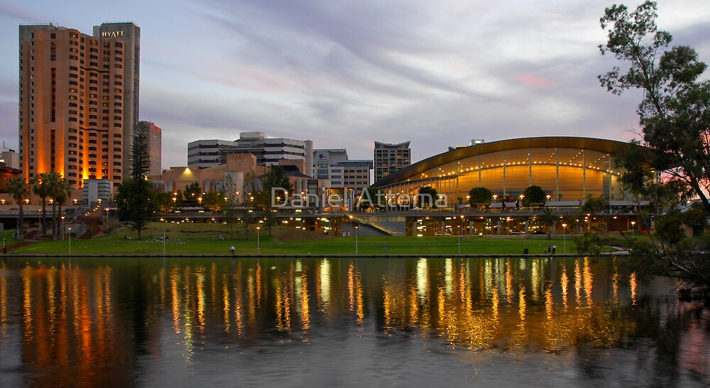 City of Adelaide, South Australia by Daniel Attema