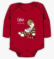 Calvin and Hobbes One Piece - Long Sleeve
