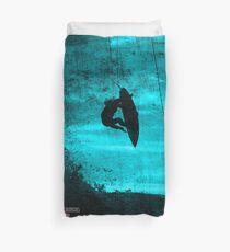 Surfer X - Großer Kahuna Blu Bettbezug