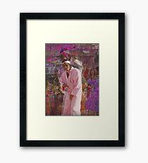 INSPIERD BY song Yamborghini High  Framed Print