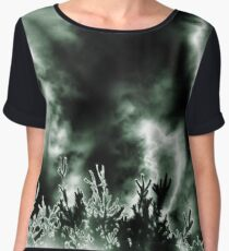 Realm of the Rising Damned Chiffon Top