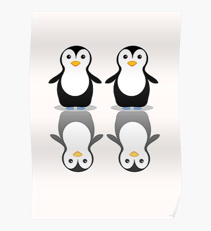 PENGUIN PAIR Poster