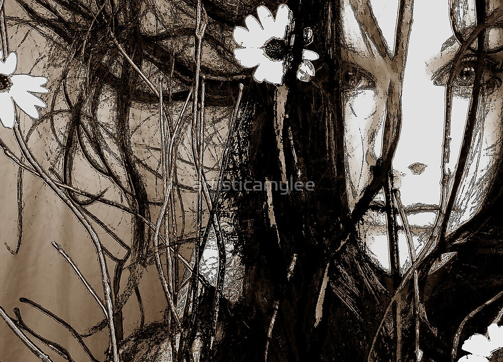 Stare by Amy-lee Foley