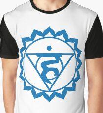 Throat Chakra meditation yoga Graphic T-Shirt