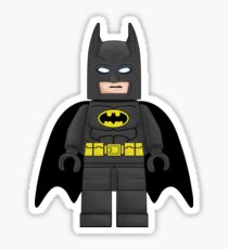 Lego Batman Sticker