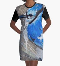 Perched by Tim Miklos Graphic T-Shirt Dress