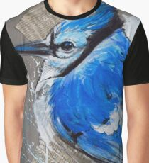 Perched by Tim Miklos Graphic T-Shirt