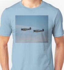 Two Boomerangs,Temora Airshow,Australia 2009 T-Shirt