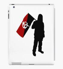 Anarchist iPad Case/Skin