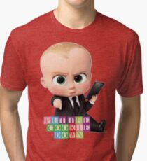 Put the Cookie Down !!! Tri-blend T-Shirt
