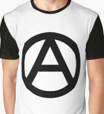 Anarchism Graphic T-Shirt