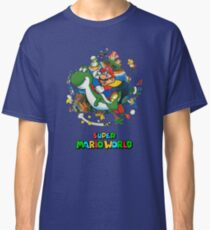 Super Mario World Classic T-Shirt