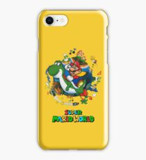 Super Mario World iPhone Case/Skin