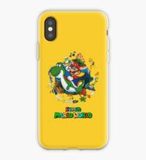 Super Mario World iPhone Case