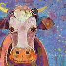 THE COW WITH THE CRUMPLED HORN by Jean Gregory  Evans