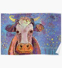 THE COW WITH THE CRUMPLED HORN Poster